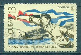 The 10th Anniversary Of The Giron Victory - Préphilatélie