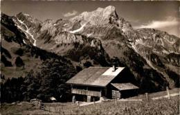 """Ferienhütte Z. """"Bergahorn"""" - Gorneren Mit Aermighorn (200) * 14. 6. 1947 - BE Berne"""