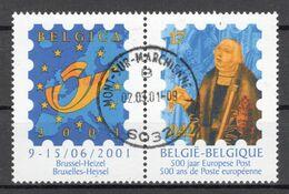 BELGIE: COB 2901 Mooi Gestempeld. - Belgium