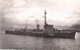 ''Hova''  -  Croiseur   -  Marine Militaire Francaise  -  CPA - Krieg