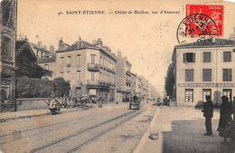 Saint Etienne      42        Chalêt De Bizillon Rue D'Annonay. Café Des Familles     (voir Scan) - Saint Etienne