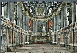 °°° Cartolina - Caserta Palazzo Reale - Cappella Reale Viaggiata °°° - Caserta