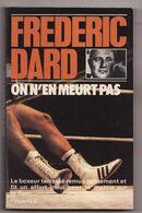 ON N'EN MEURT PAS De FREDERIC DARD 1976 éditions Fleuve Noir - San Antonio
