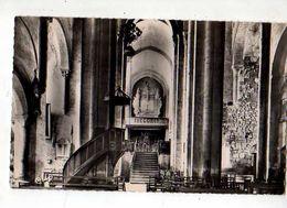 43 BLESLE Interieur De L'eglise St Pierre Roman XII°s Le Choeur Des Dames Et Les Orgues - Blesle