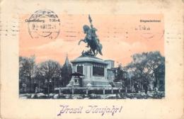 Quedlinburg - Siedesdenkmal 1911 - Quedlinburg