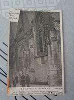 ABBEVILLE Disparu : Portail  De L'ancienne église Saint-Jacques ,n°30 - Abbeville