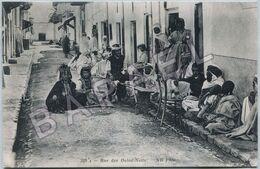 Debdou (Maroc) - Rue Des Ouled-Naïls (Circulé En 1913) (Recto-Verso) - Otros