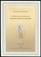 BRD - 1988 ETB 10/1988 # - Mi 1359 - 10Pf Frauen IV, Paula Modersohn-Becker - FDC: Panes
