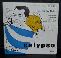 Gli Introvabili: Orchestra Jo Relly_Calipso. - Vinyl Records