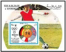Olympische Spelen  1972 , Sharjah - Ete 1972: Munich