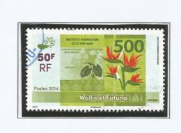 806/807  Billets De Banque    (326) - Wallis E Futuna