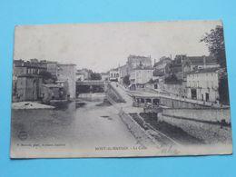 La CALLE > Mont-de-Marsan ( Edit. F. Bernède / A.B. & C° ) Anno 19?? ( Voir / Zie Photo ) ! - Mont De Marsan
