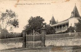 BEAUMONT  Château De Turpin - Beaumont De Lomagne