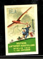 35899 - DEUTSCHE LUFTSPORT AUSSTELLUNG  32 - Non Classificati