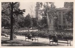 AK - Kärnten - Klagenfurt - Menschen Im Schubertpark - 1955 - Klagenfurt