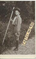 Scouts Ragazzo Boy Scouts Anni 20 30 ( F.piccolo/v.retro) - Movimiento Scout