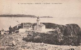 (D) VAR GIENS  RIBAUD , Le Phare , Le Vieux Fort - Autres Communes