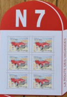 Bloc Feuillet Nationale7 - Nuovi