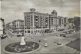 X123485 ANDALUCIA COSTA DEL SOL MALAGA CALLE LARIOS Y ACERA DE LA MARINA - Málaga
