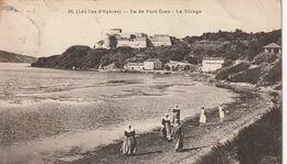 (D) VAR GIENS  Ile De Creu , Le Village - Autres Communes