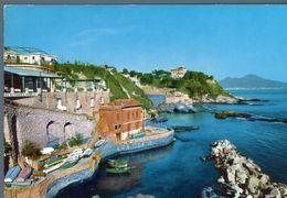 °°° Cartolina - Napoli Panorama Viaggiata °°° - Napoli (Naples)