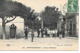 77    Fontainebleau       Caserne D'infanterie - Fontainebleau