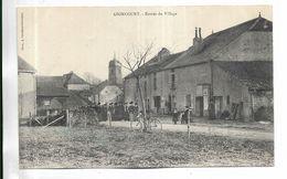 70 - ABONCOURT - Entrée Du Village. Carte Animée - Andere Gemeenten