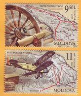 2020  Moldova Moldavie Russia Romania  Europa-cept  1v  Mint - 2020