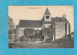 Barbery, 1906. - L'Église. - Other Municipalities