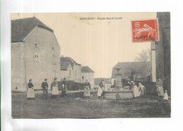 70 - ABONCOURT - Grande-Rue Et Lavoir. Belle Animation. Adressée à Gevigney - Andere Gemeenten