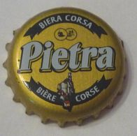CAPSULE De BIERE PIETRA CORSE BIERA CORSA - Beer