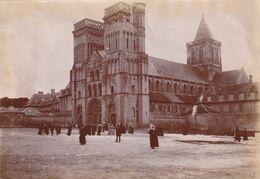 Photo Vers 1900 CAEN - Abbaye Des Dames (A223) - Caen