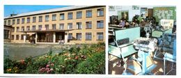 #24   Agricultural Technical School Of Syktyvkar, Komi Republic - Arctic RUSSIA - Big Size Postcard 1984 - Farmers