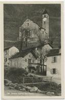 Biasca, Chiesa San Pietro - TI Tessin