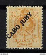 CABO JUBY **20A Nuevo Sin Charnela. Cat.13,75 € - Cabo Juby