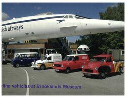 (K 4) British Airways Concorde - Airplane - Avions (with UK Stamp) - 1946-....: Modern Tijdperk