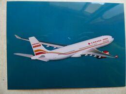 PHOTO DE PRESSE AIRBUS INDUSTRIE   A 330-200    CANADA 3000 - 1946-....: Ere Moderne