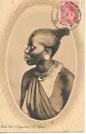 Afrique Du Sud   Zulu Girl  (ingodusi) - South Africa