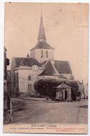7667 - Quelaines ( 53 ) - L'Eglise - éd. Malicot - - Sonstige Gemeinden