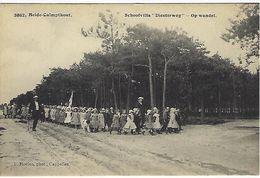 """Heide-Kalmthout    Schoolvilla """"Diesterweg""""    Op Wandel    F.Hoelen    3862 - Kalmthout"""