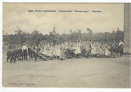 """Heide-Kalmthout    Schoolvilla """"Diesterweg""""        Turnles       F.Hoelen   3863 - Kalmthout"""