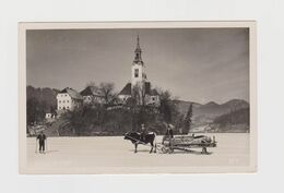SLOVENIA BLED  Nice Postcard - Slovenia