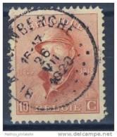 D - [DEL-264-3]TB//-N° 168 Obl Blankenberghe TB - 1919-1920 Albert Met Helm