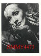 CPM - Marlène DIETRICH - Collection PORTRAITS DE CINEMA - John ENGSTEAD - Edit. ADMIRA N° 15 - Scans Recto-Verso - Artisti