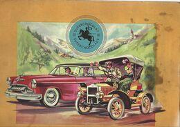 (chocolat) JACQUES « Rétrospective De L'automobile » Album Complet - Jacques