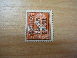 (19.08) BELGIE Voorafstempeling Nr 336 BRUXELLES-BRUSSEL 1935 - Precancels