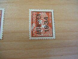 (19.08) BELGIE Voorafstempeling Nr 336 ANTWERPEN 1934 - Precancels