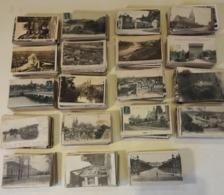 Lot 1 De 1900 Cartes Postales Modernes Et Semi-modernes En Vrac TBE - 500 Postcards Min.