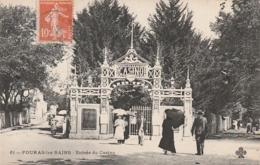 *** 17  ***  FOURAS  Les BAINS  Entrée Du Casino -- Excellent état - Fouras-les-Bains