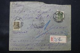 U.R.S.S. - Enveloppe En Recommandé Pour Paris En 1926 - L 68450 - Briefe U. Dokumente